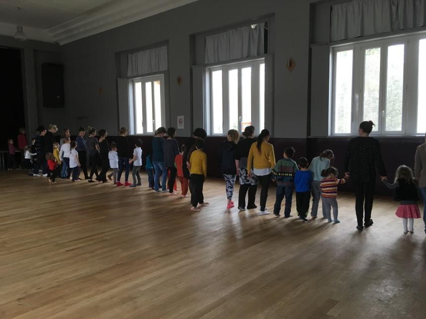 danse parents enfants